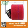 Passe o Mouse sobre para aumentar Red FOAM CARB filtro de ar para XR50 CRF50 XR PIT BIKE 38 mm