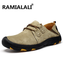 Ramialali homme randonnée chaussures escalade chaussures respirant Sport montagne chasse athlétique en plein air marche Jogging chaussures hommes baskets