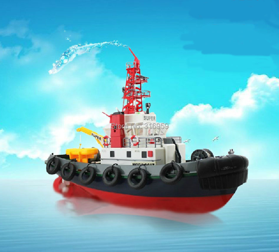 rc electric semi truck toy with Rc Boats Electric Seaport Tug Boat on Rc Boats Electric Seaport Tug Boat moreover Remote Control Tracked Vehicle as well QY1101c in addition QY1101c likewise Remote Control Trucks Trailer.