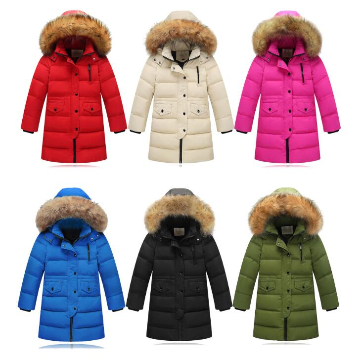 2019 New Childrens Clothing Winter Jacket For Girls Thicken Winter Coat Kids Hooded Velour girls jackets Conton Outwear2019 New Childrens Clothing Winter Jacket For Girls Thicken Winter Coat Kids Hooded Velour girls jackets Conton Outwear