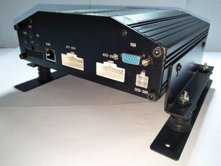 Hikvision supply ship van million HD wireless video surveillance equipment  AHD 960P/720P car DVR