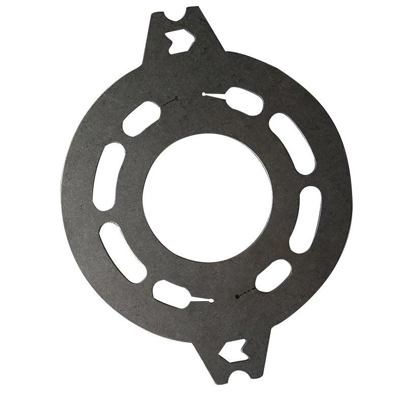 PV90R100 90L100 90M100 Valve Plate 90M075 90R075 90R055 90R130 For Repair SAUER Hydraulic Piston Oil Pump Spare Parts