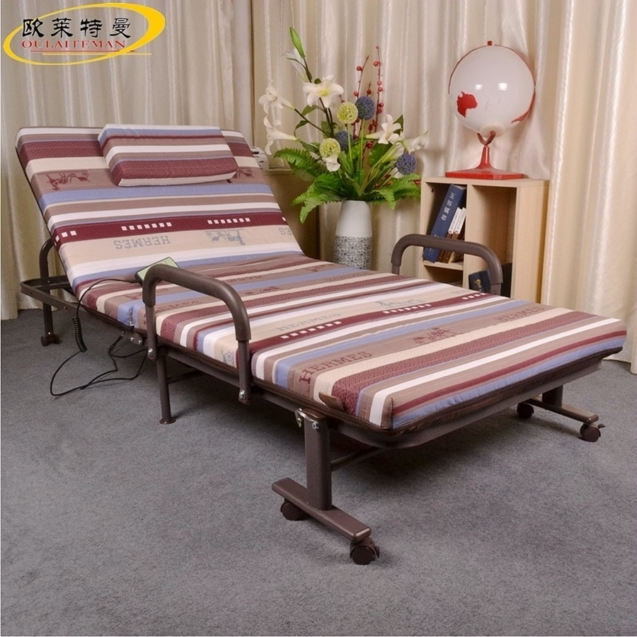 Olle Terman electrically adjustable backrest folding bed rest to accompany childrenu0027s beds for the elderly patient pregnant Prom on Aliexpress.com | Alibaba ... & Olle Terman electrically adjustable backrest folding bed rest to ... islam-shia.org