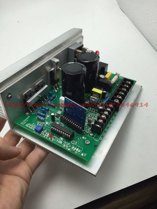 4000W High Motor Speed Regulator Motor Speed Control Voltage Regulating Speed Regulating Switch Drive Plat