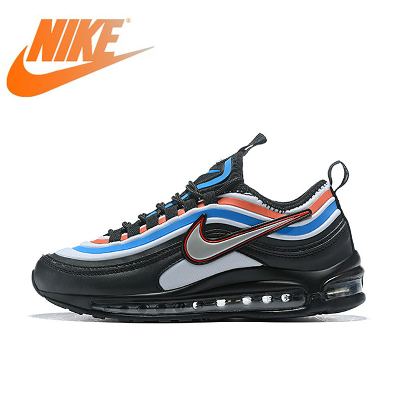 Original Authentic NIKE AIR MAX 97 UL 17 SE Mens Running Shoes Outdoor Sneakers Shock Absorbing Lightweight 2019 New CI1503-001Original Authentic NIKE AIR MAX 97 UL 17 SE Mens Running Shoes Outdoor Sneakers Shock Absorbing Lightweight 2019 New CI1503-001