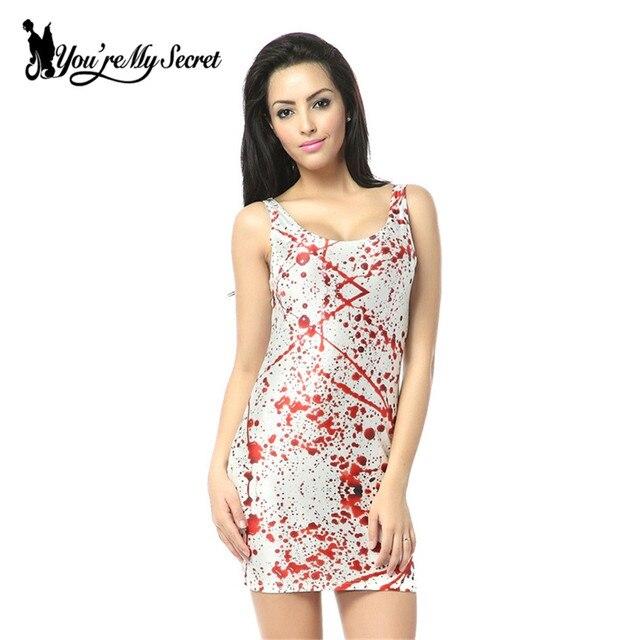 b97f2ed5935  You re My Secret  Fashion Sundress Fashion Women Flying Guillotine Print  Galaxy Dress