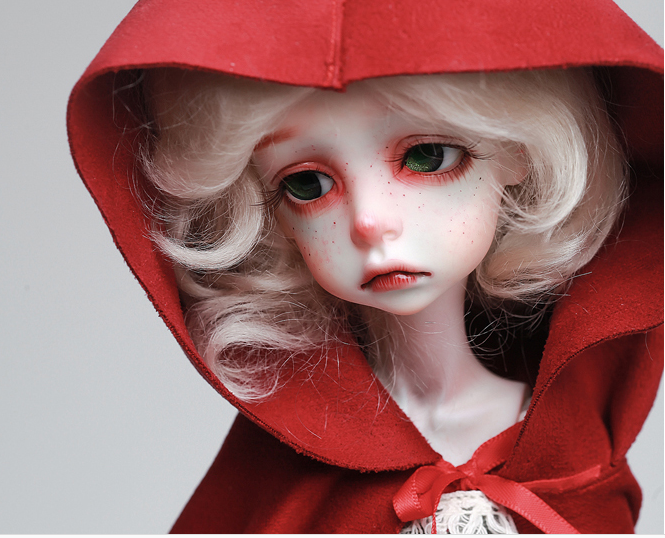 Free shipping 1 4 bjd doll susan