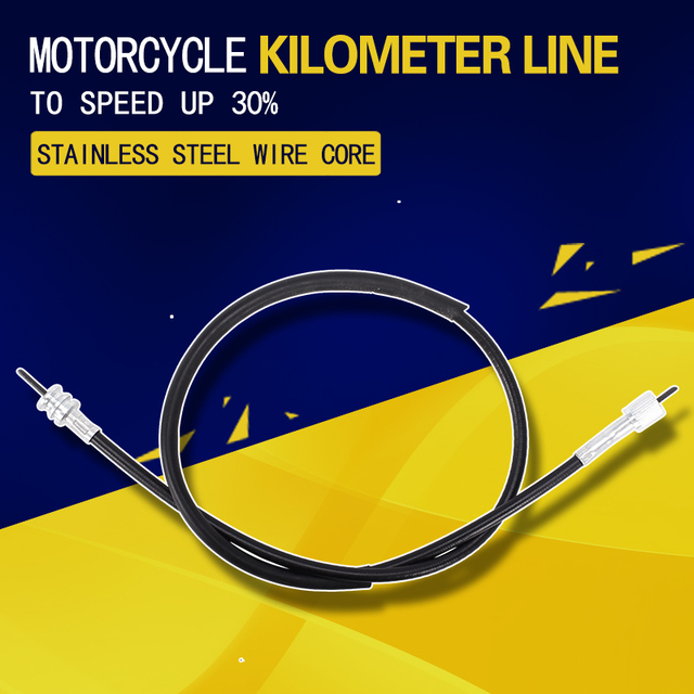 Speedometer Cable Digital Odometer Line For Suzuki Gsf250