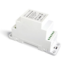 LTECH DALI Bus Power supply DALI-PS-DIN High Voltage 100-240VAC 50/60Hz input 200ma Output With DALI Touch Panel Dimmer(China)