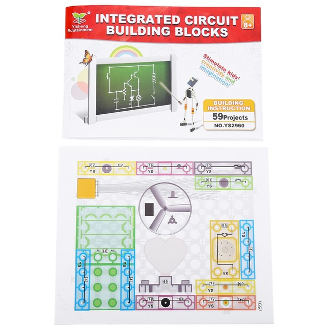 Online Shop YSGO 59 Projects Integrated Circuit Building Blocks ...