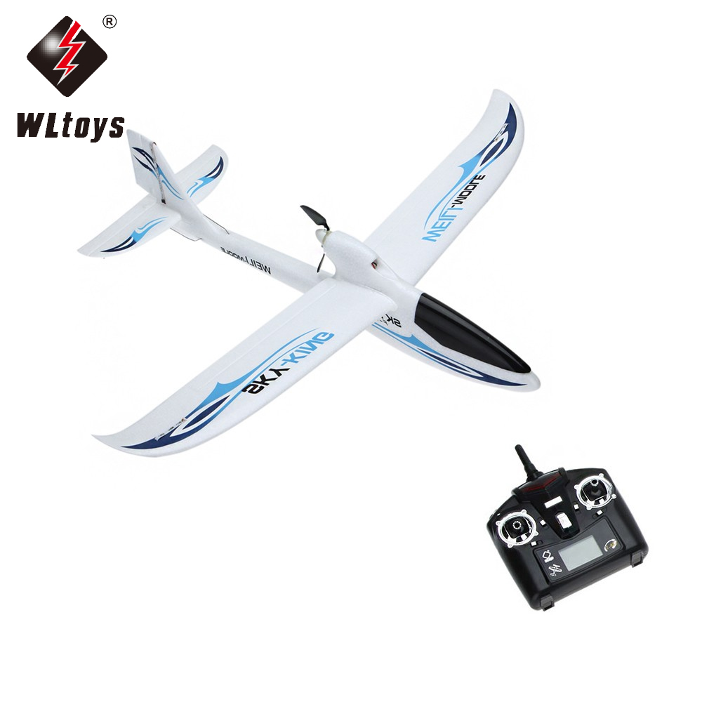 WLtoys F959 Sky King RC Aircraft 3CH 2.4GHz Rechargeable Li-Po Battery Wireless Remote Control Aircraft Wingspan RTF Airplane wltoys rc drone dron sky king 2 4g 3ch flying aircraft wingspan rtf airplane with lcd transmitter remote control quadcopter toys
