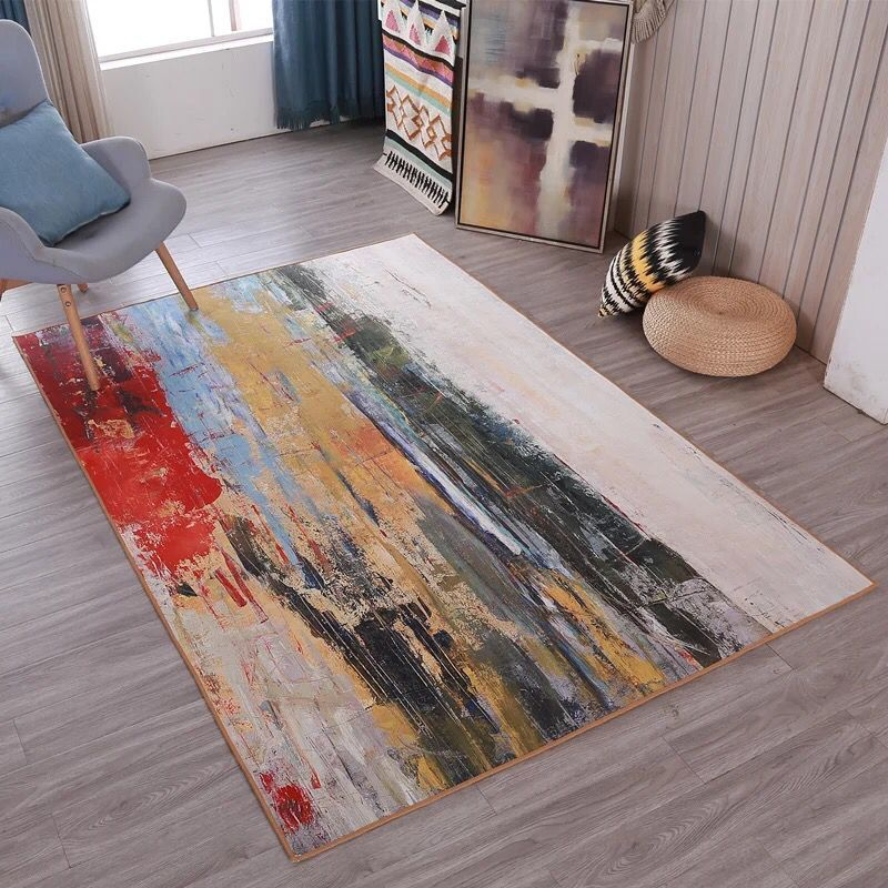 Large Living room Rug Antiskid soft Vintage carpet modern carpet mat purpule Abstract Art Anti-slip Rugs Pad Bedside BlanketLarge Living room Rug Antiskid soft Vintage carpet modern carpet mat purpule Abstract Art Anti-slip Rugs Pad Bedside Blanket