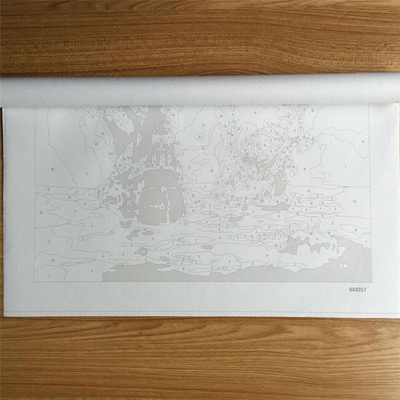 Fantastisch Ruane Manning Gerahmte Kunst Zeitgenössisch - Rahmen ...