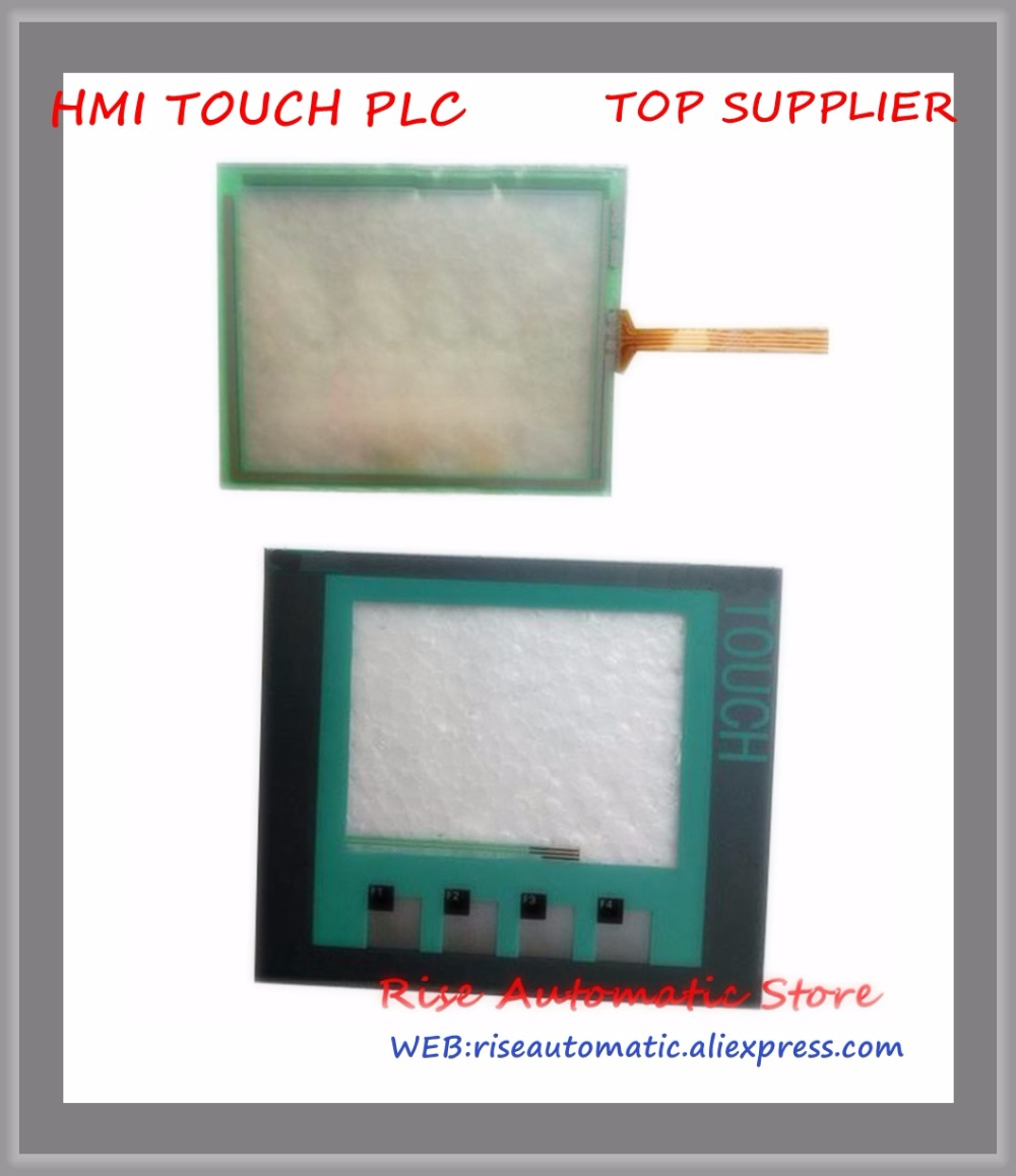 все цены на  New for SIMATIC KTP400 4 Inch Touch Panel HMI 6AV6647-0AA11-3AX0 6AV66470AA113AX0 Keypad Membrane + Touch Glass  онлайн