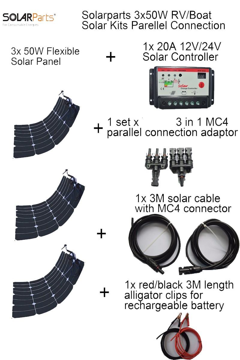50W panel -1