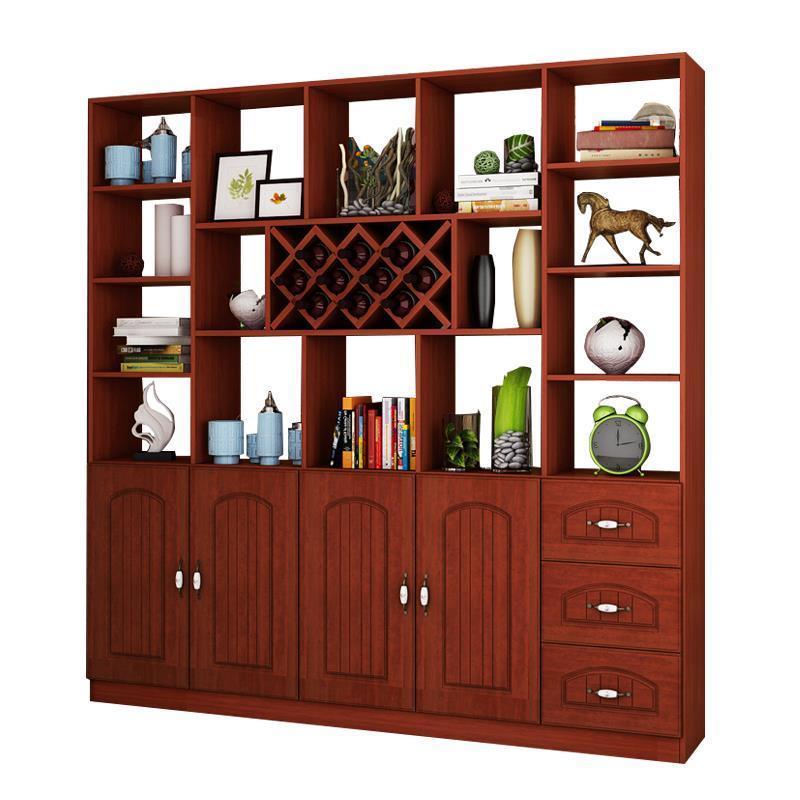 Meuble Hotel Mobili Per La Casa Shelves Meube Gabinete Salon Storage Table Shelf Commercial Furniture Mueble Bar wine Cabinet