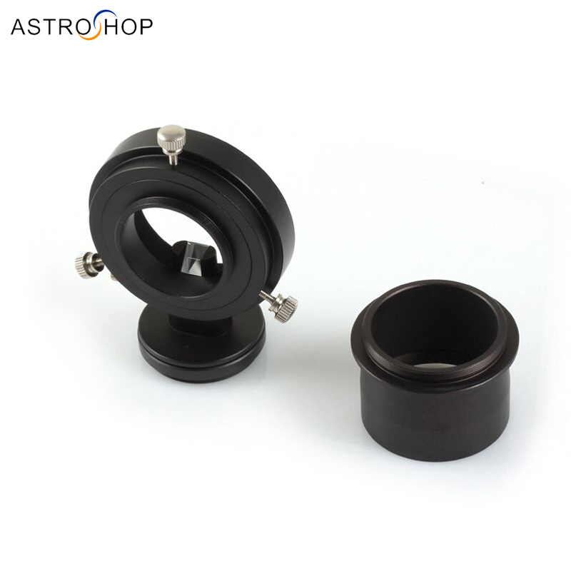 Off-Axis Guider for Astrophotography with free 2 inch to M48 adapter - 360 degree rotation цена