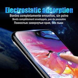 Image 3 - 10D Bảo Vệ Màn Hình Trong Cho Samsung Galaxy A51 A50 A70 A71 Note 20 10 Lite 9 8 S20 Cực Hydrogel Cho M31 s10e S8 S9 Plus Bộ Phim Không Kính