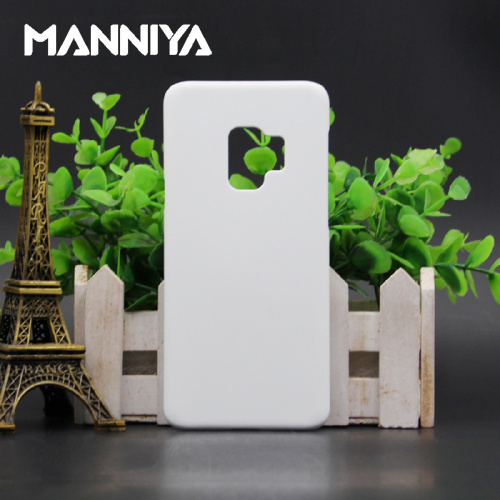 MANNIYA for Samsung Galaxy S9 S9 3D Sublimation Blank White Phone Cases Free Shipping 100pcs lot