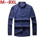 8XL 9XL 6XL 5XL New Mens Casual Xadrez Camisas de Manga Longa Slim Fit Conforto Macio Flanela Camisa de Algodão Estilos Lazer Homem Roupas