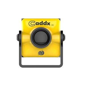 "Image 2 - Caddx 터보 마이크로 F2 1/3 ""CMOS 2.1mm 1200TVL 16:9/4:3 NTSC/PAL 저 지연 FPV 미니 카메라 4.5g RC 모델 업그레이드 Caddx F1"