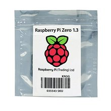 Original Raspberry Pi Zero Board Camera Version 1.3 with 1GHz CPU 512MB RAM Linux OS 1080P HD video output