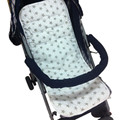Almofada de Algodão Carrinho De bebê cadeira de bebé almofada Yoya Acessórios Almofada Do Assento Para O Bebê Carrinhos Carrinho De Criança Carrinho de Bebê Carrinho Mat