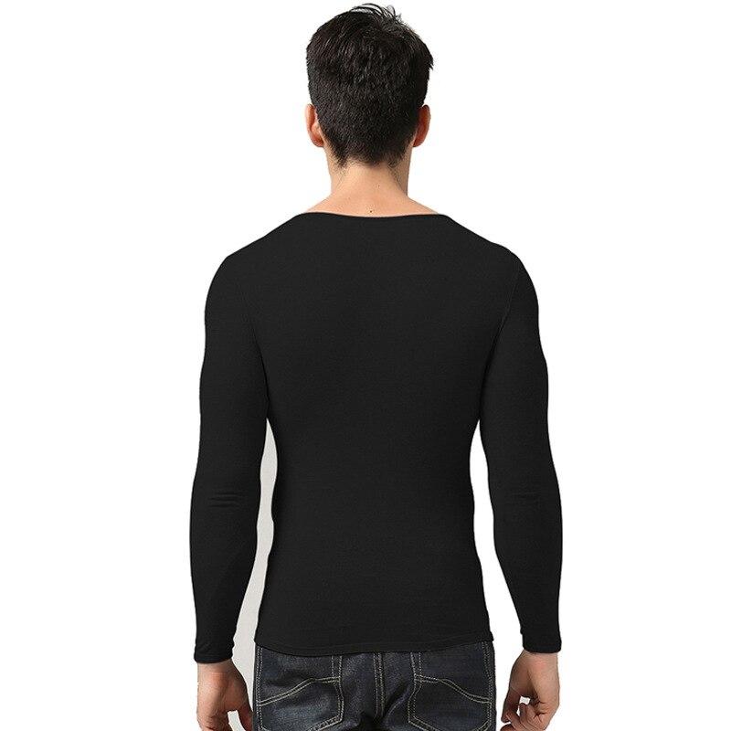 Queenral Thermal Underwear Men Women Long Johns Women Winter Ultra Thin Seamless Shape Slimming Thermal Underwear Male Female 4