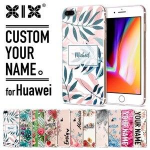 Чехол для Huawei Mate 20 Pro DIY, чехол для Huawei P20 Lite, P9 P10 P20 Pro Plus, специально для Honor 7X 8X 9 10 Mate 10 Lite