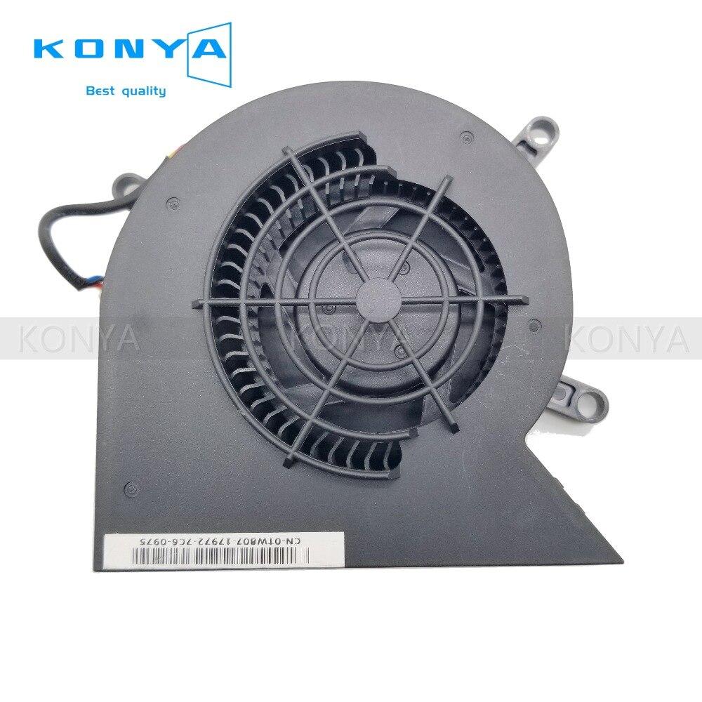 Новый оригинальный вентилятор для Dell XPS One A2010 CPU BFB1012L DC12V 0.48A TW807 0TW807