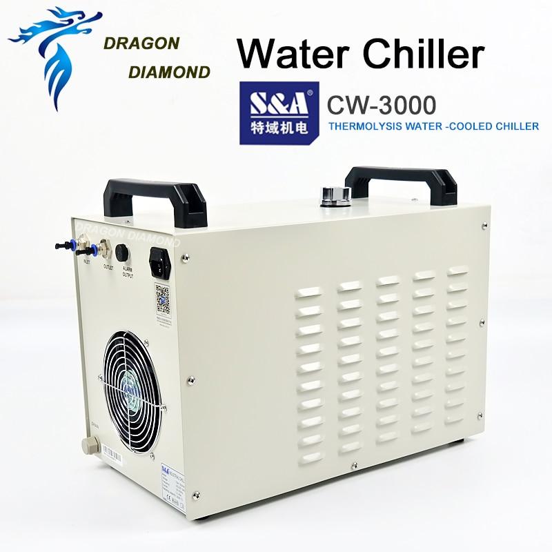 CW3000 Industria Enfriador de agua Máquina de grabado Enfriador de - Piezas para maquinas de carpinteria - foto 3