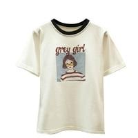 2019 Fashion Cool Print Female T shirt Cotton Women Tshirts Summer Casual Harajuku T Shirt Femme Top 2 PCS $23.99
