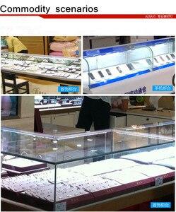 Image 5 - Ha condotto la luce di Striscia TXG 100pcs * 100 Centimetri Super Luminoso SMD 5630 5730 Disco Rigido Bar luce DC12V 72 led Per Cabinet