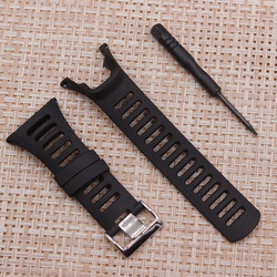 New! Strap for SUUNTO Ambit 1 2 3 2R 2S 24mm Men's Watch Rubber Band Screwdriver Watch Accessories