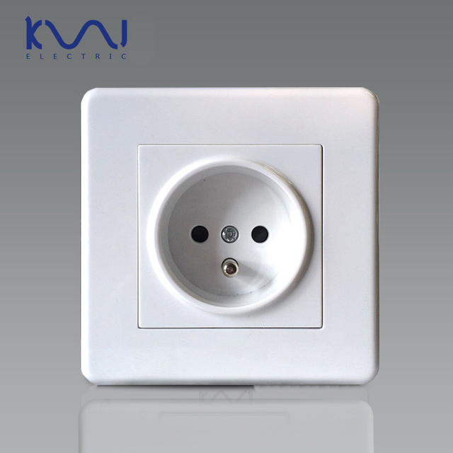 Factory Price Wall Power Socket, 16A French Standard Electrical ...