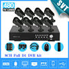 NVR Home 8ch Security Outdoor Waterproof Day Night Camera 8 Channel Cctv DVR Recorder Video Surveillance
