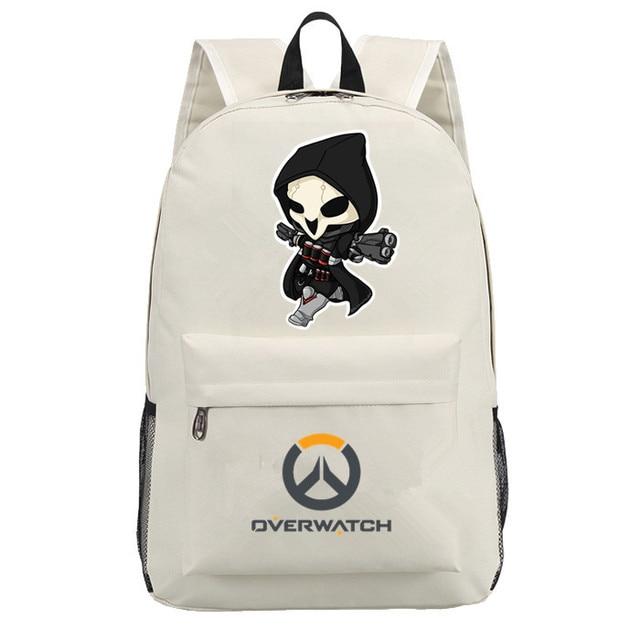 Рюкзак overwatch белый в ассортименте