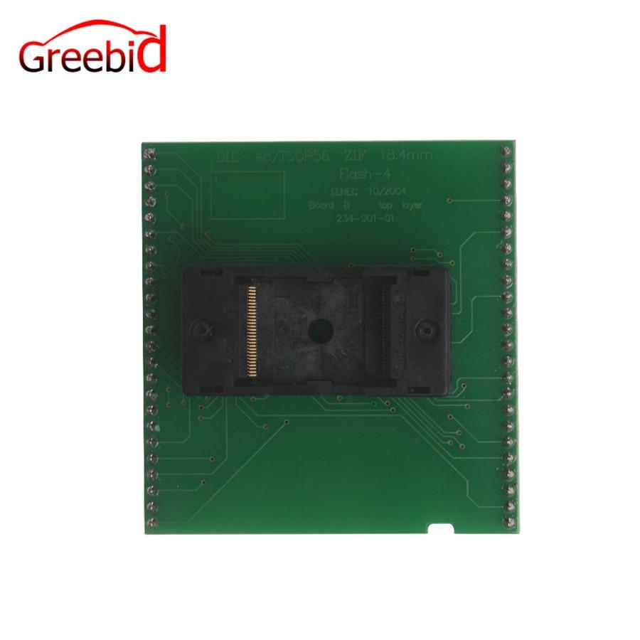 TSOP56 FLASH-adaptateur à 4 prises pour programmeur de puces