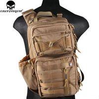 Emersongear Tactical Backpack1000Transformer 3 Sling Pack Bowman Bag Shoulder Military Travelling Multi Purpose EM8607