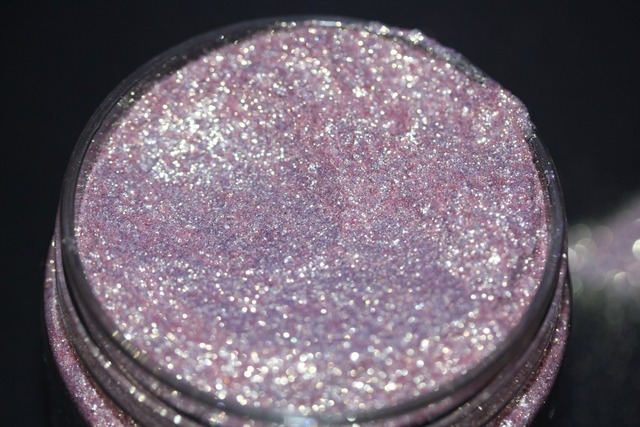 Pink Diamond Loose Highlighter Dust for Cosmetics Nail Art, Resin, Craft, Soap, and Candle