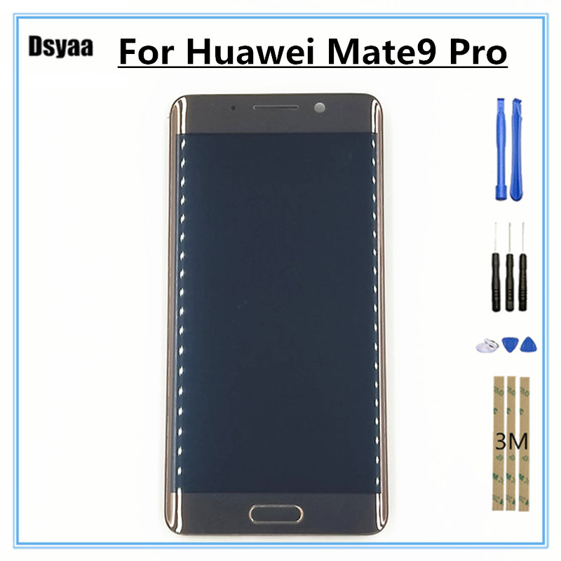 For Huawei Mate 9 Pro LCD Display Touch Screen Digitizer  Replacement 100% Tested Work5.5 Inch for HUAWEI MATE9 Pro with FrameFor Huawei Mate 9 Pro LCD Display Touch Screen Digitizer  Replacement 100% Tested Work5.5 Inch for HUAWEI MATE9 Pro with Frame