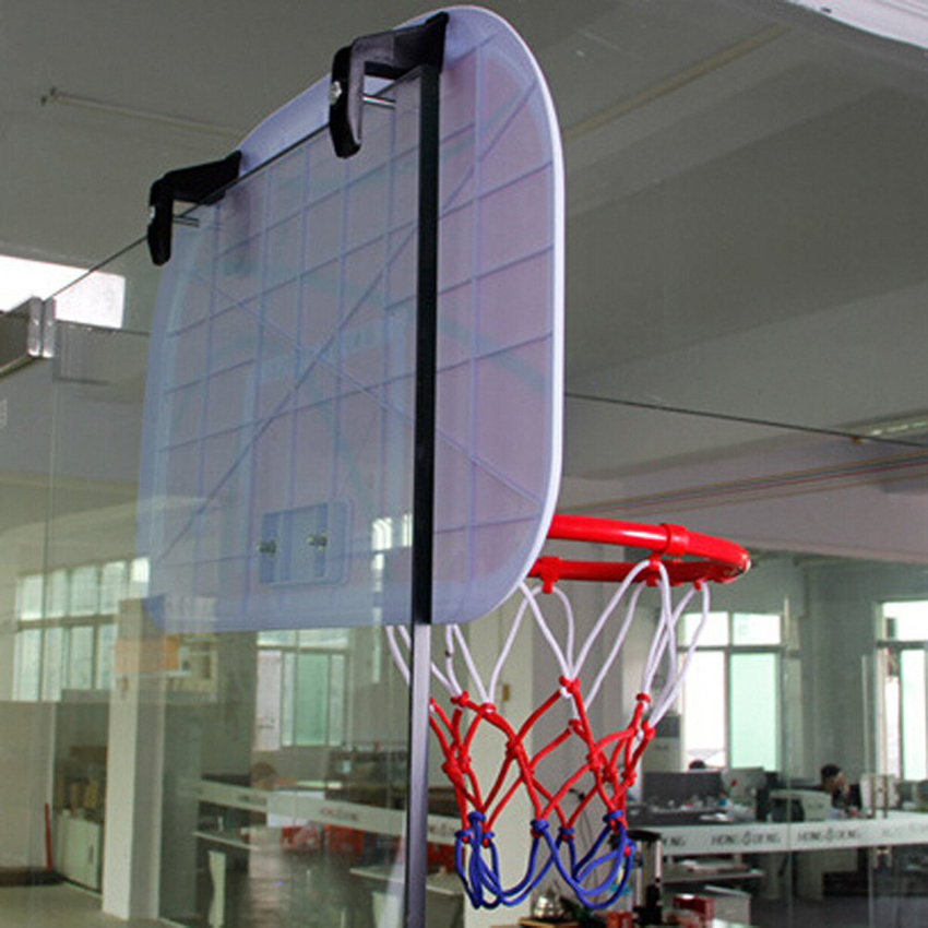 Bağlı tənzimlənən asma Basketbol Netball Halqa Basketbol Qutusu - Komanda idman növləri - Fotoqrafiya 5