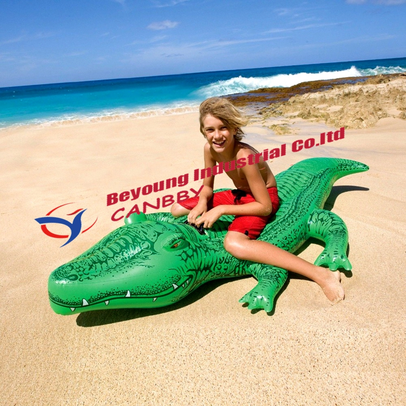 Intex Gator Ride On Kids Children Inflatable Inflatable