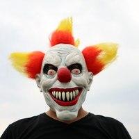 Vui Clown Mask Movie Cosplay Đáng Sợ Masquerade Mặt Nạ Lễ Hội Ngôi Nhà Ma Ám Kinh Dị Đạo Cụ Sự Thay Đổi Mặt Nạ cho Bữa Tiệc Tốt Nghiệp