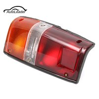 1Pc Car Left Rear Tail Light Warning Lights Rear Signal Lamps Rear Parts For 89 94
