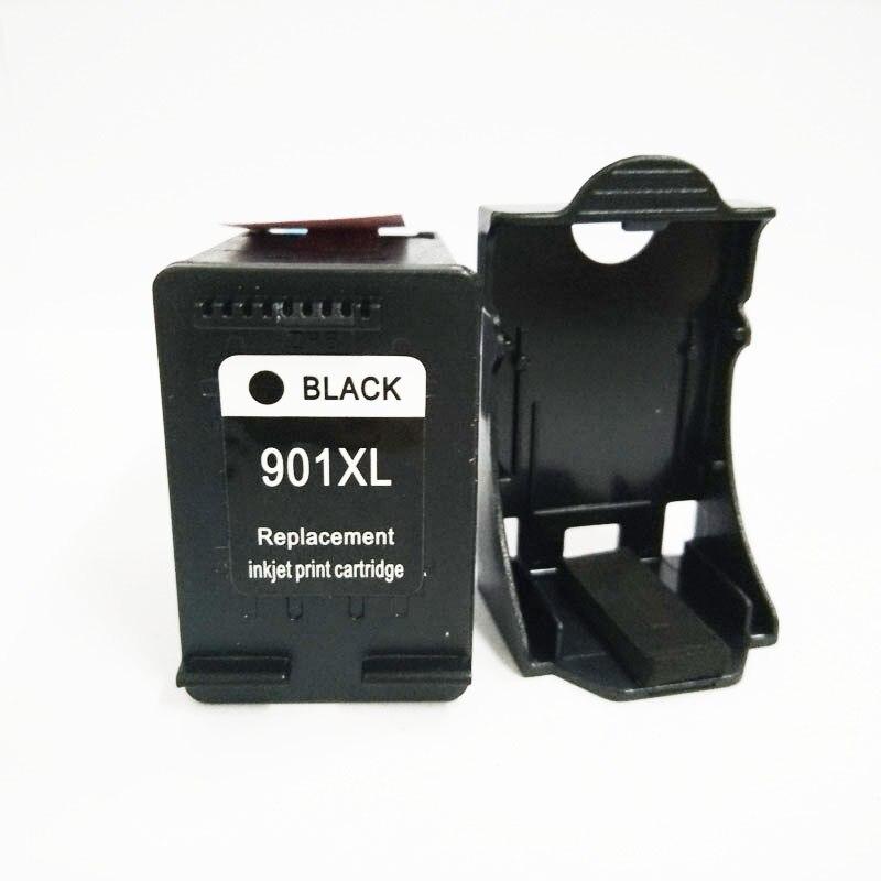 einkshop 901xl HP üçün 901 xl üçün uyğun siyah kartrici - Ofis elektronikası - Fotoqrafiya 3