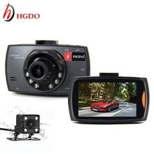 hot deal buy hgdo dash cam dvr car dual lens camera full hd 1080p 2.7
