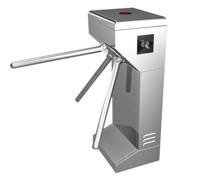 Security Semi-Automatic Access Control Tripod Turnstiles Door for access control system access control system factory price vertical semi automatic tripod turnstile gate