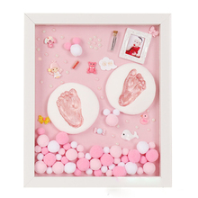 Get more info on the DIY Baby Hand print Kit Baby Items For Newborns Baby Gift Kit Footprint Non-Toxic Clay Casting Kit Baby Keepsake Souvenirs
