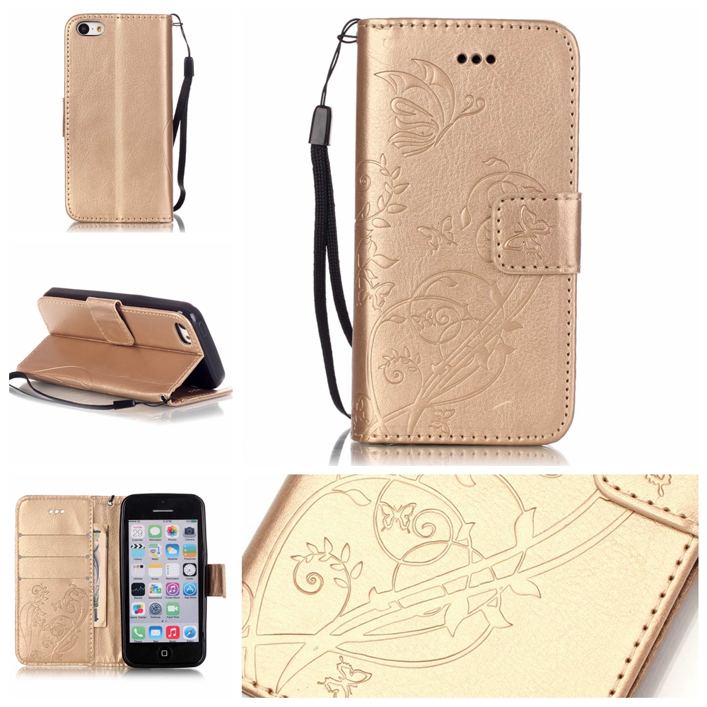 iphone 5c wallet cases wallet for coque iphone 5c cover for coque 2302